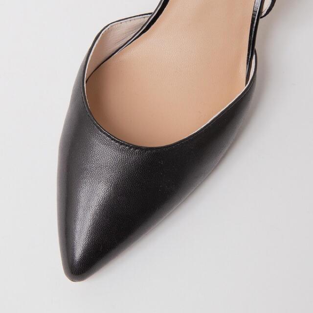 PICHE ABAHOUSE(ピシェアバハウス)の新品★ピシェ アバハウス 配色セパレートパンプス レディースの靴/シューズ(ハイヒール/パンプス)の商品写真