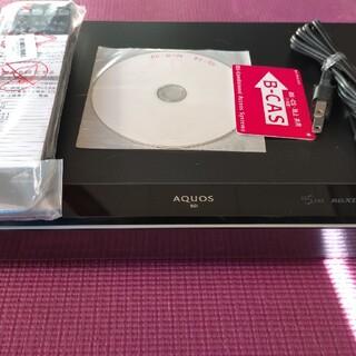 SHARP - ☆☆SHARP ブルーレイディスクレコーダー BD-W1100 リモコン付き☆☆