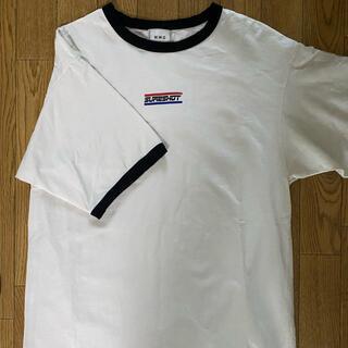 フーズフーギャラリー(WHO'S WHO gallery)のTシャツ who's who's gallery(Tシャツ(半袖/袖なし))