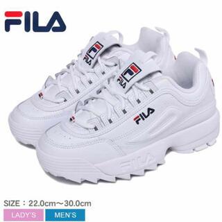 フィラ(FILA)の【新品未使用】FILA ディスラプター2 スニーカー (スニーカー)