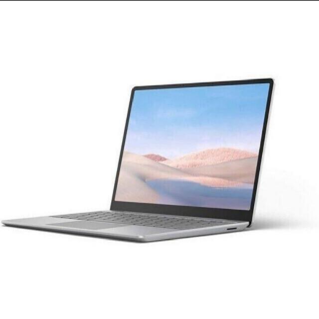 Microsoft(マイクロソフト)のMicrosoft THH-00020 Surface Laptop Go 新品 スマホ/家電/カメラのPC/タブレット(ノートPC)の商品写真