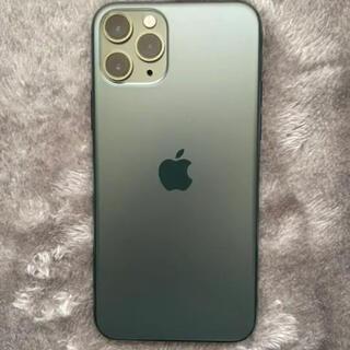 iPhone - iPhone 11pro.64GBSIMフリー美品