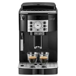 DeLonghi - デロンギ マグニフィカS 全自動コーヒーマシン ECAM22112B新品