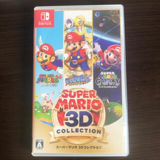ニンテンドースイッチ(Nintendo Switch)のスーパーマリオ3D コレクション(家庭用ゲームソフト)