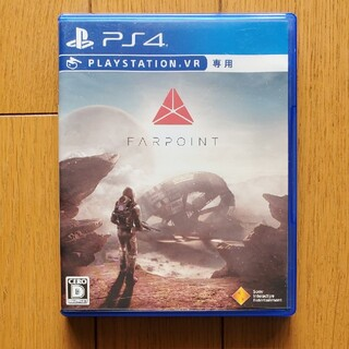 プレイステーションヴィーアール(PlayStation VR)のFARPOINT PS4 VR専用 ファーポイント (家庭用ゲームソフト)