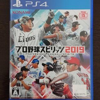 コナミ(KONAMI)のPS4 プロ野球スピリッツ 2019(家庭用ゲームソフト)