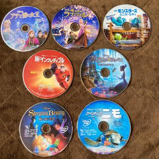 Disney - ディズニー 7作品DVDディスクまとめ