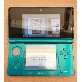 ニンテンドー3DS - ニンテンドー 3DS 本体 ケース付き