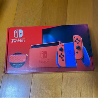 Nintendo Switch - 最終値下げ Nintendo Switch 本体 マリオレッド×ブルー