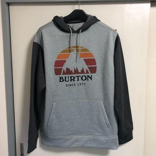 BURTON - 新品 BURTON パーカー men's M