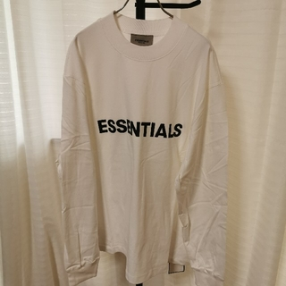 FEAR OF GOD - fear of god ESSENTIALS ロングTシャツ dude9