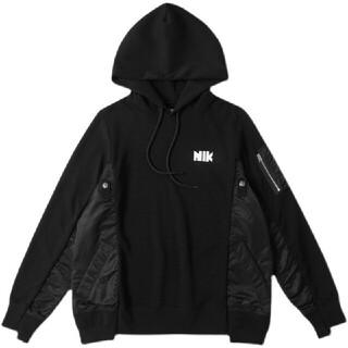 sacai - Nike x Sacai Hoodie Mサイズ