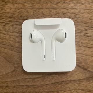 Apple - 新品未使用 Apple純正イヤホン iPhone se2  付属品 純正品