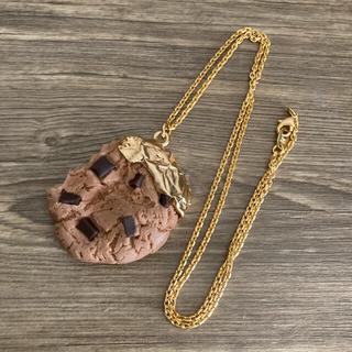 キューポット(Q-pot.)のチョコチップクッキー ネックレス(ネックレス)