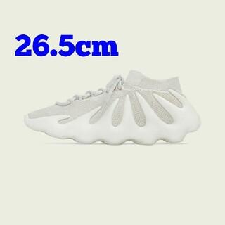 adidas - 27.5cm ADIDAS YEEZY 450 CLOUD WHITE