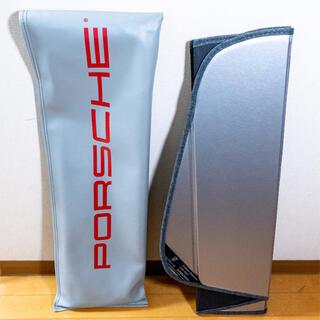 Porsche - 【専用設計】USポルシェ純正718用サンシェード