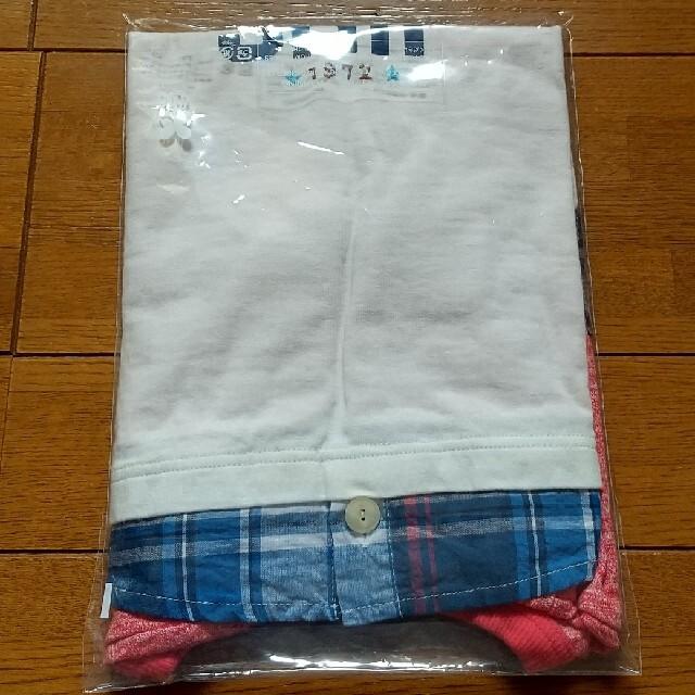 クッキー様ご専用!B130サイズT キッズ/ベビー/マタニティのキッズ服男の子用(90cm~)(Tシャツ/カットソー)の商品写真