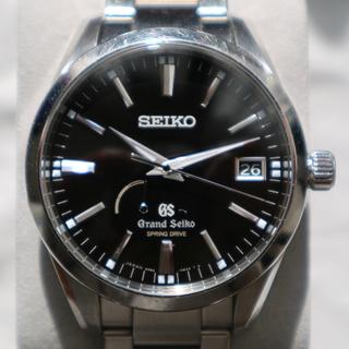 Grand Seiko - グランドセイコーSBGA101スプリングドライブ(正規店購入品)