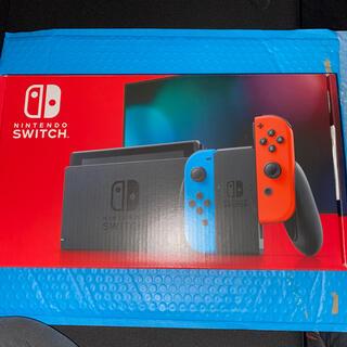 Nintendo Switch - Nintendo Switch 本体 ネオンブルー