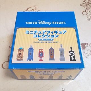 ディズニー(Disney)の東京ディズニーリゾート ミニチュアフィギュアコレクション ファストパス発券機(キャラクターグッズ)