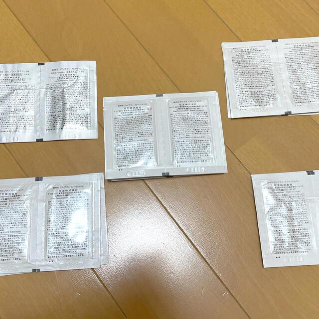 花王(カオウ)のALBLANC 試供品 コスメ/美容のキット/セット(サンプル/トライアルキット)の商品写真