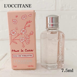 L'OCCITANE - 新品未使用 ロクシタン チェリーブロッサム EDT 7.5ml