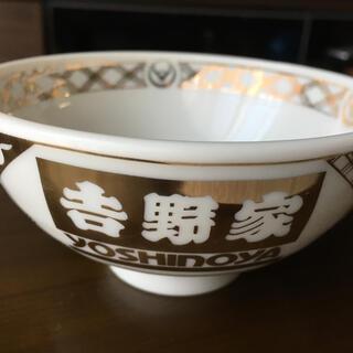 ヨシノヤ(吉野家)の吉野家 茶碗 金柄(食器)