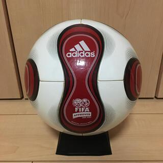 adidas - 赤白 チームガイスト  レア 公式球 5号球 フィナーレ