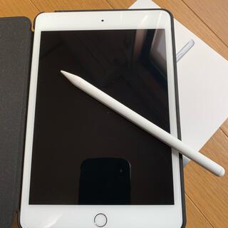 iPad - ★美品★iPad mini5 64GB wi-fiモデル シルバー 白ロム