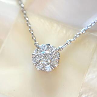 Vendome Aoyama - ヴァンドーム青山 エイトガーランド ダイヤモンド ネックレス 美品