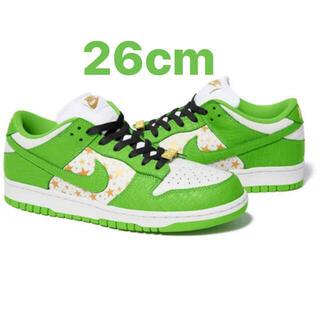 ナイキ(NIKE)のSupreme®/Nike® SB Dunk Low 即発送可能(スニーカー)
