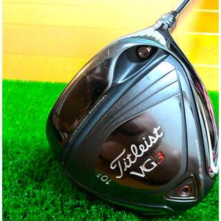 タイトリスト(Titleist)のタイトリスト VG3 1W ドライバー 10.5°  メンズ ゴルフ クラブ(クラブ)
