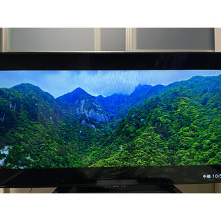 SHARP - シャープ50インチ液晶テレビ