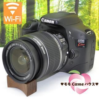 Canon - キヤノン Kiss X4一眼レフ☆スマホに写真転送OK♪1452