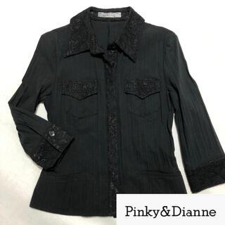 ピンキーアンドダイアン(Pinky&Dianne)のPinky&Dianne PLATINUM 上質レース ブラウス フォーマル(シャツ/ブラウス(長袖/七分))