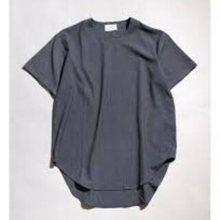 MBローライン半袖プルオーバー グレー M(Tシャツ/カットソー(半袖/袖なし))