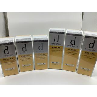 ディープログラム(d program)のd プログラム アクネケア ローション 化粧水・乳液 2セット(乳液/ミルク)