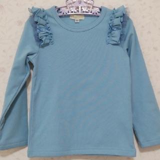 ⑨ パンパンチュチュ  長袖 トップス 110(Tシャツ/カットソー)