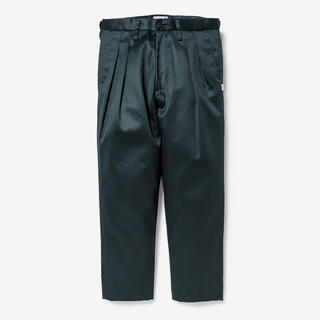 W)taps - WTAPS TUCK 02 TROUSERS COTTON TWILL