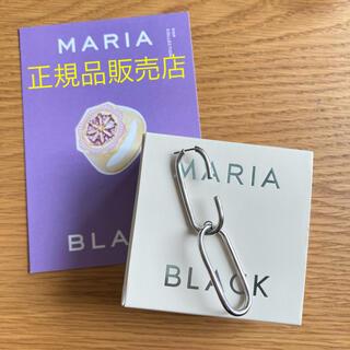 Maria Black マリアブラック OVAL LINK オバールリンク