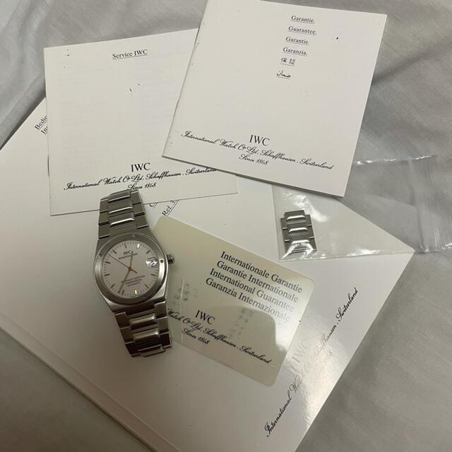 IWC(インターナショナルウォッチカンパニー)のインヂュニア  メンズの時計(腕時計(アナログ))の商品写真