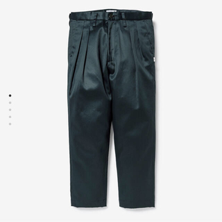 W)taps - WTAPS TUCK 02 TROUSERS COTTON TWILL S