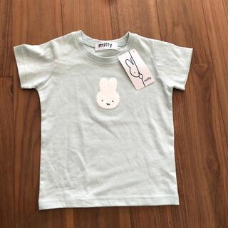 しまむら - しまむら ミッフィー Tシャツ 100