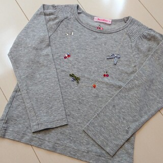 ファミリア(familiar)の【120】familiar カットソー(Tシャツ/カットソー)