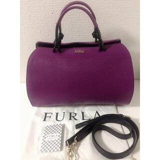 Furla - FURLA☆フルラ☆バイカラー2wayショルダーバック☆ハンドバック