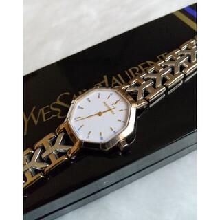Saint Laurent - イヴサンローラン腕時計 美品レディースクォーツ