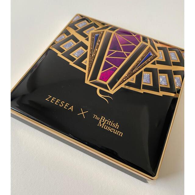 ZEESEA×大英博物館 アイシャドウパレット コスメ/美容のベースメイク/化粧品(アイシャドウ)の商品写真