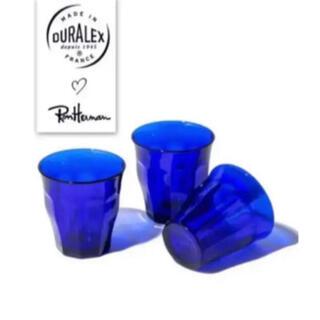 ロンハーマン(Ron Herman)の未使用☆DURALEX ×ロンハーマンデュラレックスグラス6個セット ギフト(グラス/カップ)