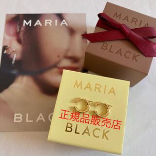 Maria Black マリアブラック ピアス 桐谷美玲 神崎恵 愛用ブランド