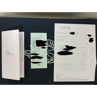Dior - dior×nike 購入証明書 26.5cm